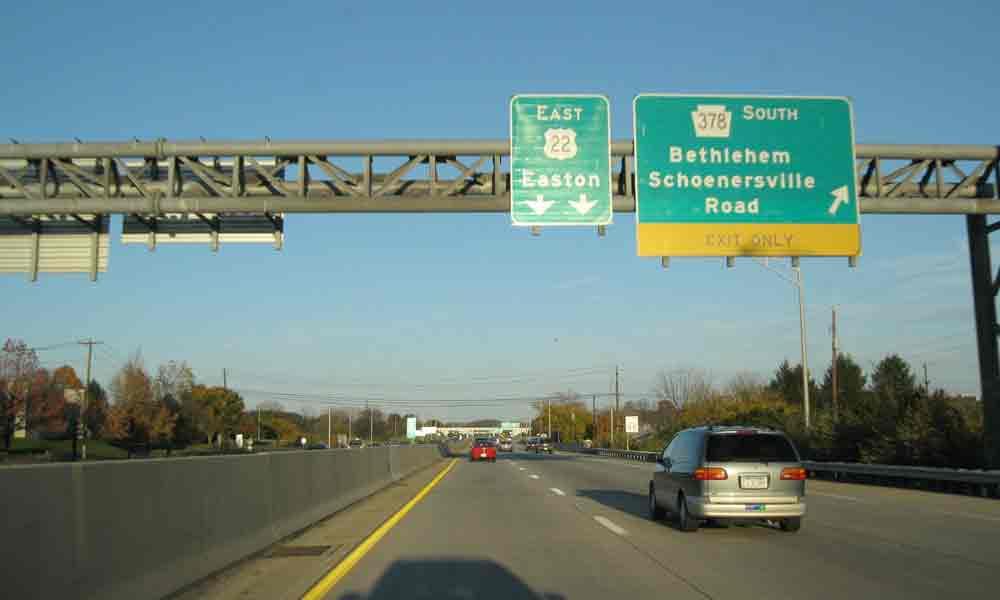Highway Signange