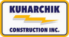 Kuharchik Construction, Inc. Logo